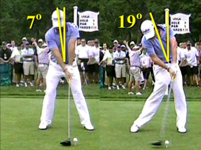 swing woods analysis tiger golf tips new gettyimages